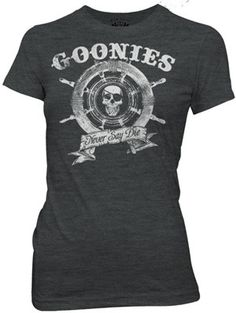 The Goonies Shirt - Woman Fit