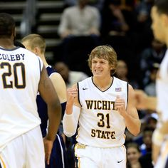 ron baker wichita state basketball | Wichita State's Ron Baker Is a Great Story and He's Also Becoming a ...