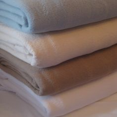 Cotton Throw 2m * 1,6m (assorted colours) - from the natural company on freethegreenmonster.com