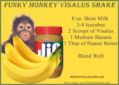 One of my favorite ViSalus Shake Recipes. Full of protein and flavor! For more recipes and a downloadable recipe book you can visit: www.christinagammon.com To learn more about ViSalus visit: www.MyViSalusLiving.com