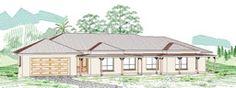 Craftsman Home Designs: Estate Collection - Condobolin. Visit www.localbuilders.com.au to find your ideal home design in Tasmania