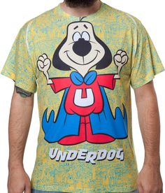 Underdog Sublimation T-Shirt