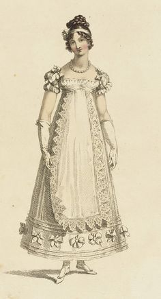 Fashion Plate (Parisian Ball Dress) | LACMA Collections