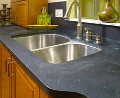 soapstone countertop kitchen
