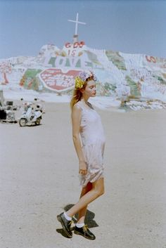 Salvation Mountain; Daydream Nation by Rookie
