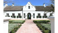 L'Amitie Farm Franschhoek Rental Property, Countryside, South Africa, Vacation, Mansions, House Styles, Serenity, Architects, Celebrations