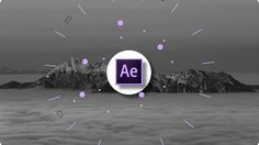 After Effects Tutorial: Quick Accent Motion Graphics Adobe After Effects Tutorials, Effects Photoshop, Video Effects, Vfx Tutorial, Animation Tutorial, Line Animation, Photoshop Illustrator, Ai Illustrator, Interactive Media