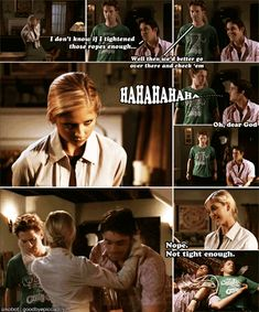 """""""I don't know if we tightened those ropes enough..."""" - Xander (Buffy)"""