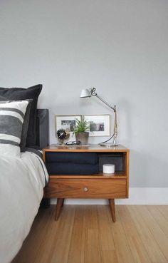Wonderfully stylish mid-century modern bedrooms