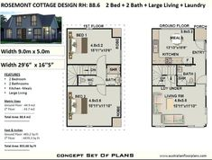 cottage floor plans small image 0 small cottage floor plans under 1000 sq ft