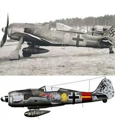 Fw-190A-8 JG/300