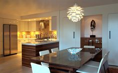 Elsie Street. Fougeron Architecture - contemporary - dining room - san francisco - Anne Fougeron.