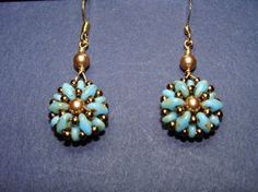 Hand-crafted beaded jewelry