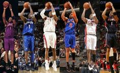 Tracy McGrady's Kicks On Court Timeline