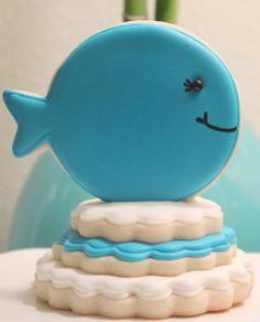 Balloon fish  #Cookies