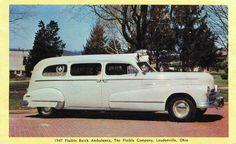 1947 Buick Flxible Ambulance@SUNTRUP BUICK GMC 4200 N SERVICE ROAD ST PETERS, MO 63376 (636)939-0800 WWW.SUNTRUPBUICKGMC.COM - RACHEL WILCOX