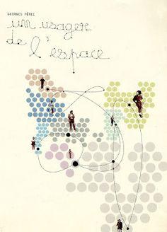 Derivas Urbanas_ Intervenciones artísticas en el territorio: Especies de Espacios. Georges Perec