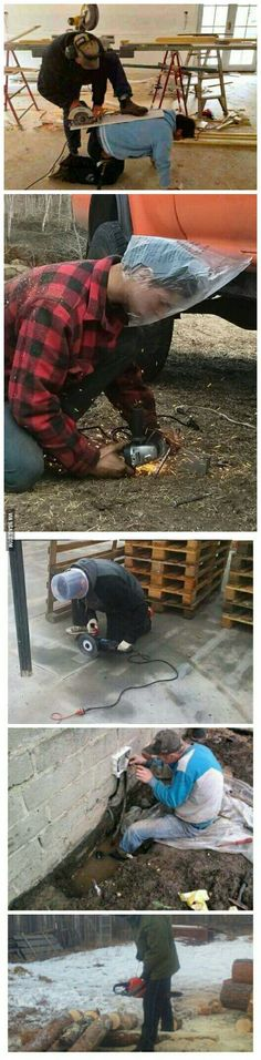 Safety first - 9GAG