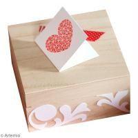 DIY Boîte cadeau de Saint Valentin