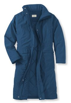 L.L. Bean Insulated Storm Coat
