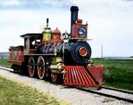 First Train Invented | The first steam powered passenger train was invented by Robert ...