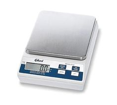 Edlund brings you a durable and sleek portion scale. The is lightweight and has a 160 oz x oz - 5000 gm x 1 gm graduation. This convenient scale runs Kitchen Measuring Tools, Professional Kitchen, Digital Scale, Kitchen Dining, Kitchen Utensils, Home Kitchens, Counter, Kitchen Scales, Platform