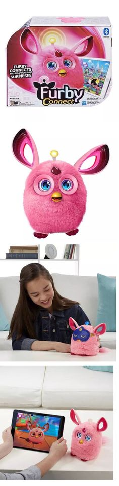 Furby 1083: Pink Furby Connect Hasbro Interactive Toy Nib Brand New In Box Free Shipping! -> BUY IT NOW ONLY: $50 on eBay!