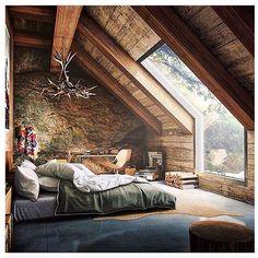 Log House Interior www. Log House Interior www. The post Log House Interior www. appeared first on House ideas. Farmhouse Master Bedroom, Bedroom Rustic, Bedroom Modern, Modern Beds, Dream Bedroom, Pretty Bedroom, Fantasy Bedroom, Dream Rooms, Home Fashion