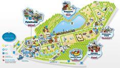 Seeteufel Parkplan 2018, Ausflug, Ausflugsidee mit Kindern im Kanton Bern, Studen, Erlebniswelt, Freizeitpark, Tiere Bern, Planer, Garden Design, Kanton, Google, Angler Fish, Conservatory Ideas, Amusement Parks, Playground