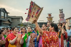 Gug & Manny - Punjabi Pre-Wedding Rituals in Edmonton Wedding Rituals, Sikh Wedding, Punjabi Wedding, Wedding Couples, Boho Wedding, Farm Wedding, Wedding Reception, Mehndi Pictures, Bridal Pictures