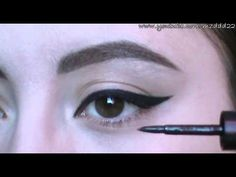 How To Apply Eyeliner (pencil, liquid, & gel)