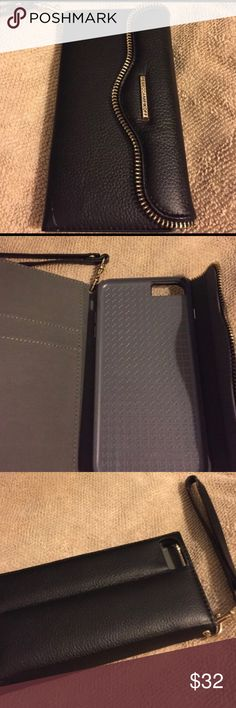 Rebecca Minkoff I phone 6 plus NWOT phone wristlet.  For I phone 6 plus. Rebecca Minkoff Accessories Phone Cases