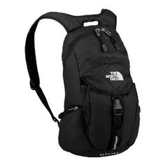 The North Face Women's Electra AW11 (Black).  $62.27            The 12 litre The North Face Women's Electra daypack is designed specifically for a woman's profile and boasts a comfortable yoke-style shoulder harness for a sleek design. These The North Face rucksacks offer all-around functionality. Store large items in the main compartm...
