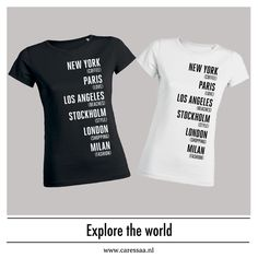 Which one is your favourite city?