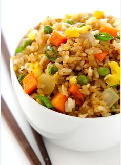 Best recipes: FRIED RICE