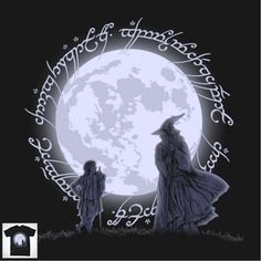 THE ADVENTURE BEGINS T-Shirt $12 Lord of the Rings tee at Once Upon a Tee!