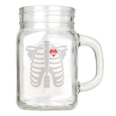 Love Son Skeletons Halloween Tee Gift Mason Jar - halloween decor diy cyo personalize unique party