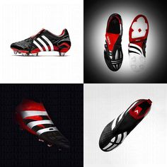 Double tap and comment your favourite Predator concept Do you think it should return? Hit the LINK IN BIO to read our thoughts... . . . #footydotcom #fcfc #footballboot #soccercleats #cleats #football #soccer #futbol #cleatstagram #totalsoccerofficial #fussball #footballboots #adidasfootball #adidassoccer #neverfollows #bringbacktongue #classicfootballboots #beckham #zidane #adidaspredator #predator #oldschool #retrofootball #footballconcepts