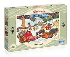 Gibsons jigsaw #puzzle 500 pieces - a #thelwell #christmas g3090, View more on the LINK: http://www.zeppy.io/product/gb/2/131729654866/