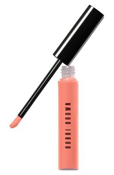 Bobbi Brown Lip Gloss in Tangerine #coral