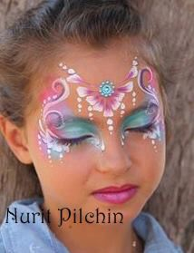 Are all the children in Israel gorgeous or does Nurit just make them look that…