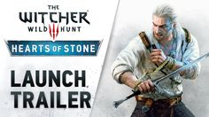 The Witcher 3: Wild Hunt - Hearts of Stone Launch Trailer - http://www.gizorama.com/2015/news/the-witcher-3-wild-hunt-hearts-of-stone-launch-trailer