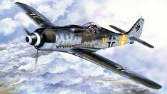 1945 Focke Wulf Fw 90 D-9 2. JG2 - Vlastimil Suchy
