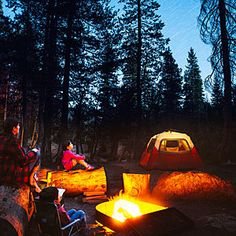 Top 10 campgrounds for families