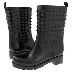 Capelli New York Ladies Studded Mid-Calf Rain Boot >>> Learn more by visiting the image link.