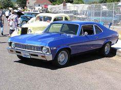 I had a 1963 Nova, looked a lot like this