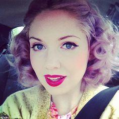 Lilac curls  oct12 instagram g