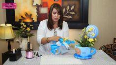 Centro de Mesa Baby Shower / Centerpiece