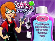 Sally's Salon Luxury Edition v1.4.9 Apk + Data Free Download | Uncreativity