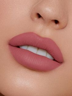 The Matte Liquid Lipstick has high intensity pigment for an instant bold matte lip. The extremely long wearing lipstick contains moisturizing ingredients for a comfortable, emollient. Matte Lipstick Shades, Lipstick Dupes, Lipstick Colors, Liquid Lipstick, Neutral Lipstick, Rose Lipstick, Kylie Matte Lipstick, Mat Lipstick, Wedding Lipstick